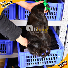 Wholesale European Products - hot selling Rosa Hair Products 3Pcs Lots Malaysian Virgin Hair Body Wave Unprocessed Peruvian Human Hair Weaves Bundles Malaysian Body Wave
