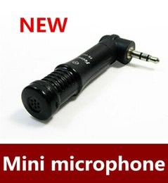Wholesale Order Mini Notebooks - 20pcs lot Free shipping Notebook mini microphone Mini microphone Notebook microphone order<$18no track