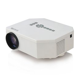 Wholesale Cheap Led Tvs - Wholesale- Cheap HD 1080P home cinema LCD LED Projector UNIC UC30 for HDMI Game PC TV Digital Mini beamer Proyector 3D Beamer