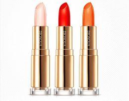 Wholesale Jelly Lipstick - 2016 new arrival makeup 3 colors 3.8g Jelly lipstick Moisturizing Lip Gloss Long lasting moisture replenishment Lip care
