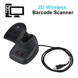 Wholesale Laser Barcode Scanner Usb Decoder - Wholesale- Scanhome SH-4620 USB Laser Barcode Wireless Bar Code Scanner Reader Decoder&Base For Screen payment