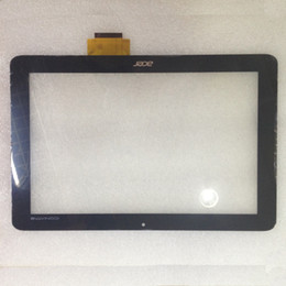 Wholesale Acer Iconia Digitizer - New OEM AAA Touch Screen Digitizer Glass Replacement Parts For Acer Iconia Tab A200 Tablet PC