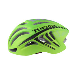 Wholesale Bike Helmet Sizing - Wholesale-HOT! Bicycle Cycling Helmet EPS+PC Material Ultralight Mountain Bike Helmet SIZE:56-62cm 6 colors