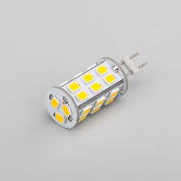 Wholesale 24v High Power Led - Led G4 Bulb 27led Super Bright high power 2835SMD as light source Up to 350LM Wide voltage AC DC10-30V 12V 24V Dimmable