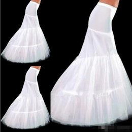 Wholesale Cheap Petticoats For Women - mermaid petticoat for wedding gown or evening dress for women 2015 new style hotting cheap free shipping