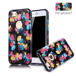 Wholesale Special Case For Iphone - New Fashion 3D Patterns Mobile phone protection shell Case Soft Cover Luxury Painted colorful special drawing For Apple iPhone X 8 7 6Plus