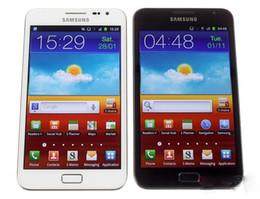 nota 1 gb ram 16 gb rom Rebajas Reacondicionado Original Samsung Galaxy Note N7000 I9220 Teléfono móvil Dual Core 1GB RAM 16GB ROM 8MP 5.3 pulgadas