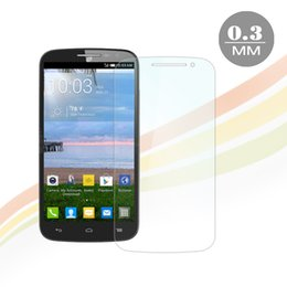 Wholesale Packing For Mobile Phone Accessories - Tempered Glass Screen Protector For ALCATEL IDOL 3 5.5inch 6045 IDOL 3 4.7inch Mobile Phone Accessories Screen Protectors with packing