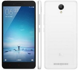 tarjetas sim francesas Rebajas MT Xiaomi redmi nota 2 TD TDD Mobile Phone MTK Helio X10 Octa Core 5.5