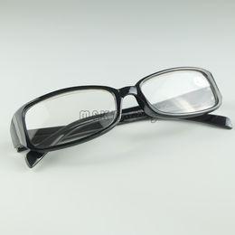Wholesale Great Eyeglasses - Cheap Reading Glasses Plastic Frame Eyeglasses Resin Lens Black And Toroise 50pcs lot From +1.00 to +4.00