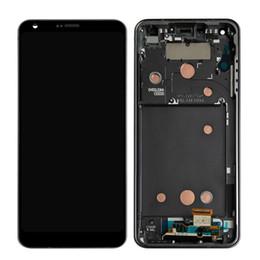 2019 оптовые телефоны для повышения НОВЫЙ Сенсорный ЖК-Экран Digitizer Ассамблеи Для LG G6 H870 H871 H872 LS993 VS998 Бесплатная Доставка