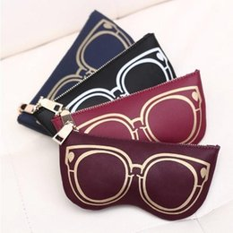 Wholesale Cheap Clutch Purses Leather - Quality New HOT cheap clutch bags Fashion Pu Leather Daily Storage coin purse zipper Women Wallet lady zero wallets glasses bag