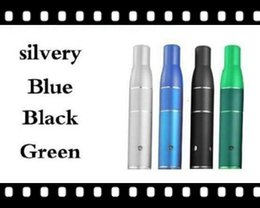 Wholesale Colouring Pens - Smoke Dry Herb Chamber Cartridge Vaporizer Ago G5 Atomizer Clearomizer for Wind proof E-Cigarette Dry Herb Vaporizer G5 Pen style 9 Colours