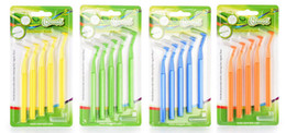 Dropshipping Filets Doux Dents Dentaires Nettoyage Floss Interdentaire Rouge Brosse À Brosses 0.7mm ~ 1.5mm nickel brossé évier de salle de bain ? partir de fabricateur