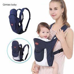 Sacchetto del canguro del canguro online-Multiuso 4 in 1 Marsupio Fronte Volto Ergonomico Zaino per bambini Traspirante Infant Wrap Sling Baby Kangaroo Pouch 0-36 Mesi