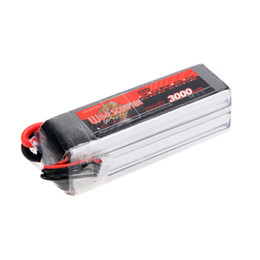 Wholesale Max Car Battery - High Capacity Wild Scorpion 14.8V 3000mAh 45C MAX 55CT Plug Lipo Battery 4S for RC Car Airplane Helicopter Part order<$18no track