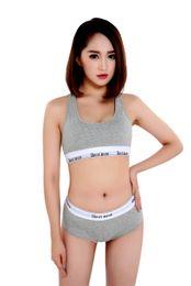 Wholesale Lingerie Boxers - New boxer set underwear women bra suit bras underwear women boxer bra lingerie set underwear
