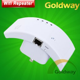 Wholesale Wifi Signal Amplifier W - Wireless Wifi Repeater 802.11N B G Network Wifi Router Expander W-ifi Antenna Wi fi Roteador Signal Amplifier Repetidor Wifi