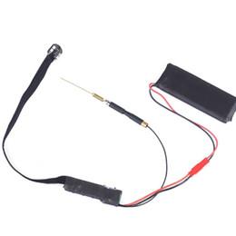 Wholesale Dvr Ip Vision - IR Night Vision H.264 Wireless WiFi IP Hidden Camera Module, Motion Detection 1080P HD Covert Hidden Camera Module P2P Hidden DVR