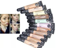 Wholesale Primer Face Cream - 11pcs lot Face Makeup Base Concealer Eye Contour Corrector Cream Maquiagem Liquid Corrective Bronzer Primer Makeup Foundation