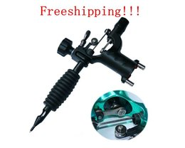 Wholesale Dragonfly Machine For Tattoos - Dragonfly Rotary Tattoo Machine Shader & Liner 7 Colors Assorted Tatoo Motor Gun Kits Supply For Artists