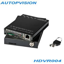 Wholesale Mobile Rear View Camera - Full HD 4CH WIFI G-Sensor HDVR004 Mobile DVR with 1080p vehicle cameras rear view