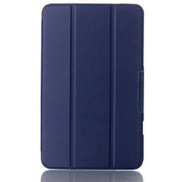 Wholesale Asus Memo Cases - S5Q PU Leather Case Luxury Ultra Slim Cover For Asus Memo Pad 7 ME176C Tablet PC AAAEKQ