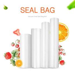 Wholesale Fresh Film - Tripod Fresh-keeping Vacuum Seal Bag Roll for Food Storage Food Storage Bags Packaging Film Keep Fresh Up Four Sizes Fresh Keep +NB