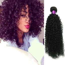 Wholesale Malaysian Hair Online - Hot Selling brazilian deep wave virgin hair brazilian hair bundles 4pcs lot 100% curly virgin hair factory selling cheap weave online