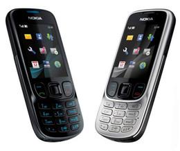 Inch tft online-Originale Nokia 6303 6303c Unclcoked classic 2.2 pollici Camera 3.15 MP TFT 16M colori rinnovato telefono cellulare