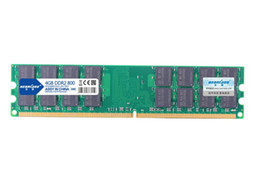 Wholesale 2gb Ram Ddr2 - 4g DDR2 RAMs 800Mhz desktop memory AMD CPU dedicated compatible with 533, 667Mhz NOT compatible with INTEL CPU