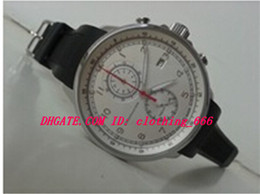 Wholesale Automatic Portuguese Watches - Luxury Watches Fashion Watch Portuguese Club 390211 390211 3902 11 White Dial Automatic Mens Men's Watch Watches