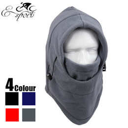 Wholesale Tactical Face Coverings - Balaclava Breathable Outdoor Sports Riding Ski Masks Hiking Tactical Head Cover Motorcycle Cycling Protect Full face Mask Free Shipping