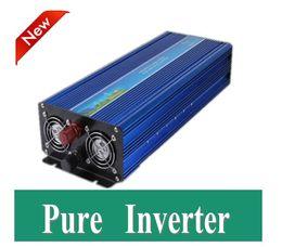 Wholesale Sine Wave Inverter 5kw - hot sale 2500W Pure sine wave inverter, full output power 2.5KW peak power 5kw 12 24 12vdc to 230 220vac power inverter