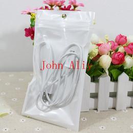 cajas de almuerzo aisladas rosadas Rebajas Paquete de paquete útil Tamaño 10 * 18 cm, Bolsa de plástico transparente + blanco perla, Bolsa de plástico con bolsa de perlas con cremallera, Bolsa de plástico, Paquete para regalos Envío gratis