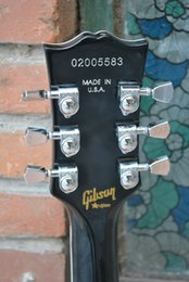 Wholesale Guitar Parts Pegs - 6 Chrome Guitar Tuning Pegs GROVER Tuning Pegs 3L+3R guitar parts In Stock Free Shipping
