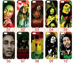 Wholesale Case 4s Bob - Bob Marleys For iPhone 6 6S 7 Plus SE 5 5S 5C 4S iPod Touch 5 For Samsung Galaxy S6 Edge S5 S4 S3 mini Note 5 4 3 phone cases