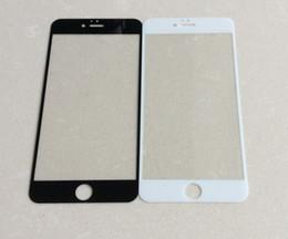 telefones jiayu Desconto Para iphone 6 4.7 polegada frente outer lente de vidro tampa da tela de toque para o iphone 6 plus 5.5 polegada reparação de peças preto branco
