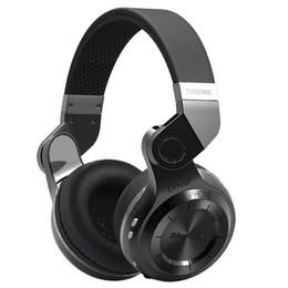 Argentina Nuevos Auriculares Moda Original Bluedio T2 Turbo Wireless Bluetooth 4.1 Estéreo Auriculares Cancelación de ruido Auriculares con micrófono Alta calidad de graves Suministro