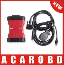 Wholesale Vcm Ford Volvo - 2015 New Arrial Ford VCM II IDS V95 Multi-language VCM2 IDS Diagnostic Tool support ford vehicles OBD2 Scanner FORD IDS VCM 2