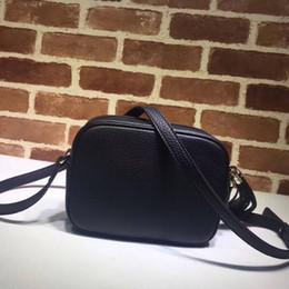 Wholesale Black Leather Tassel Bag - Brand girl bag Genuine leather Tassel design tote bags soho cross bag profice tassel bags 308364 leather fashion lady tassel handbag black