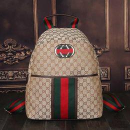 Wholesale Canvas Backpacks Men - Europe Luxury brand women bag Famous designers handbags backpack women's Shoulder bag chain backpacks imitation brands #G778G