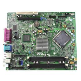 Wholesale Motherboards 775 - M863N 0M863N CN-0M863N Desktop Motherboard For Dell Optiplex 760 Small Form Factor Desktop SFF Motherboard LGA 775