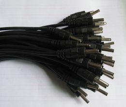 conectores de cable movil Rebajas 20 Artículo / PCS Straight DC 3.5x1.35mm Male Clavija de alimentación Adaptador de conector de alimentación Cable de conexión de cable móvil / de navegación Cabeza única 29CM 1FT