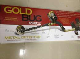 Wholesale Detector For Diamond - Free Shipping! 2017 best gold metal detector used gold metal detector metal detector for gold and diamond!!!
