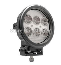 "Wholesale Headlight Led Offroad - auto led light 7"" inch 60W CREE LED WORK LIGHT OFFROAD HEADLIGHT TRUCK 4X4 ROUND SPOT"