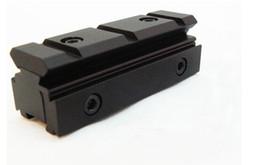 Wholesale 11mm Mounts - Hotsale 11mm 12mm to 20mm weaver rail rifle scope mount