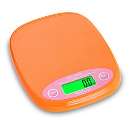 Wholesale Mini Balance 1g - WH-B12 Mini Lcd Digital Electronic Scale Kitchen Scale Baking Scale Electronic Platform Scale weighing balance 7kg-1g