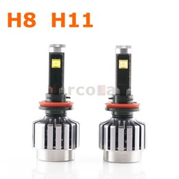Wholesale Led Atv Headlight - H11 H8 30W LED Headlight Offroad Auto ATV Boat Motorcycle Bike Fog Lamp Bulb