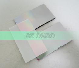 telefones celulares importados Desconto Filme de prata original para iphone 6 4.7 polegada tela lcd na parte traseira do filme luz polarizada 30 pçs / lote frete grátis